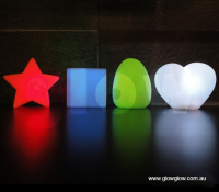Glow Deluxe Heart Night Light|Glow Deluxe Battery Operated Heart Night Lights